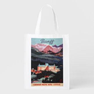 Descripción del poster de Banff Springs Hotel Bolsa De La Compra