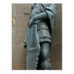 Descripción San Jorge de la descripción. Copia de  Tarjeta Postal