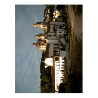 Description Esta imagem mostra o mosteiro de Sao M Postcard