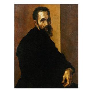 Description Michelangelo Buonarroti GEO Epoche: Di Postcard