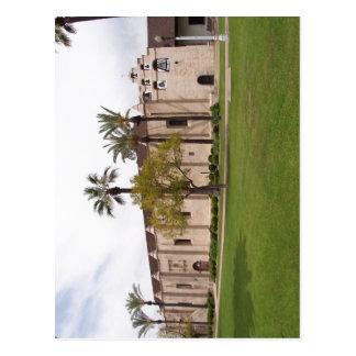 Description Mission San Gabriel Arcangel in San Ga Postcard