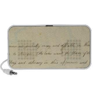 Description of South Carolina Notebook Speaker