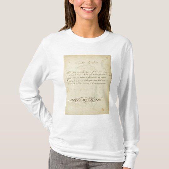 Description of South Carolina T-Shirt