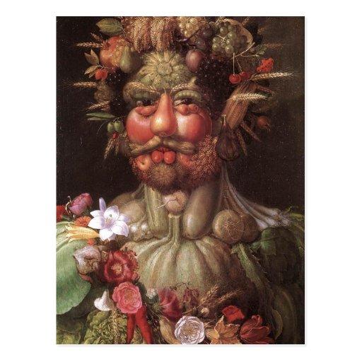 Description: Rudolf II (Holy Roman Emperor) painte Postcard