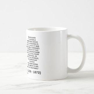 Descubra a la cita de los seres humanos del servic tazas