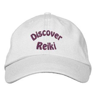 Descubra el gorra bordado Reiki Gorras Bordadas