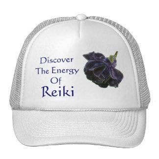 Descubra la energía del gorra color de rosa púrpur