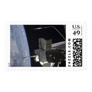 Descubrimiento 10 del transbordador espacial sello postal