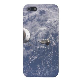 Descubrimiento 11 del transbordador espacial iPhone 5 funda