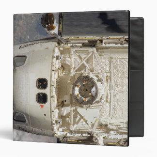 """Descubrimiento 12 del transbordador espacial carpeta 1 1/2"""""""