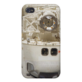 Descubrimiento 12 del transbordador espacial iPhone 4 funda
