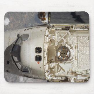Descubrimiento 12 del transbordador espacial mouse pad