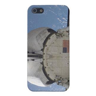 Descubrimiento 13 del transbordador espacial iPhone 5 carcasas