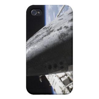 Descubrimiento 14 del transbordador espacial iPhone 4/4S funda