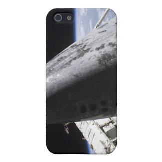 Descubrimiento 14 del transbordador espacial iPhone 5 carcasa
