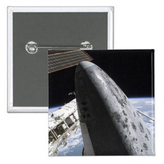 Descubrimiento 14 del transbordador espacial pins