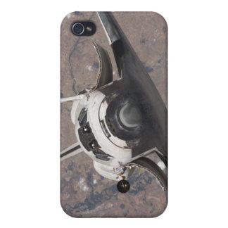Descubrimiento 15 del transbordador espacial iPhone 4/4S carcasa