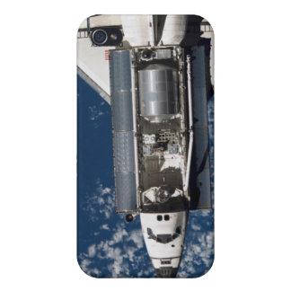 Descubrimiento 16 del transbordador espacial iPhone 4/4S carcasa