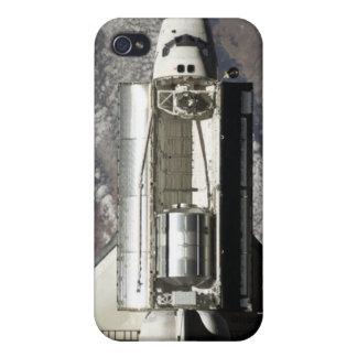 Descubrimiento 3 del transbordador espacial iPhone 4 fundas