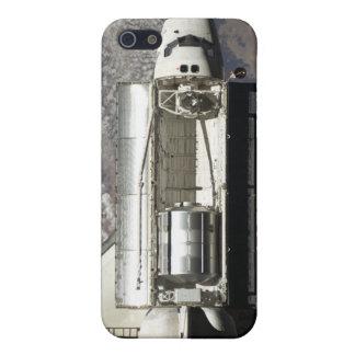 Descubrimiento 3 del transbordador espacial iPhone 5 carcasas