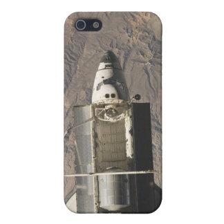 Descubrimiento 4 del transbordador espacial iPhone 5 carcasa