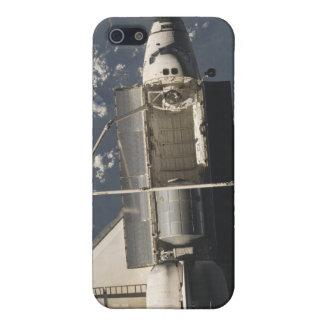 Descubrimiento 5 del transbordador espacial iPhone 5 carcasas