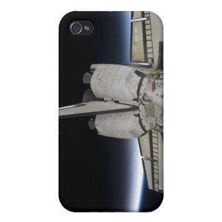 Descubrimiento 6 del transbordador espacial iPhone 4 fundas