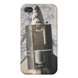 Descubrimiento 7 del transbordador espacial iPhone 4 funda