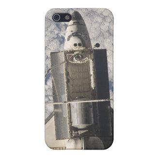 Descubrimiento 7 del transbordador espacial iPhone 5 funda