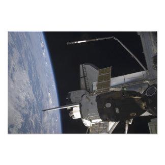 Descubrimiento 8 del transbordador espacial cojinete