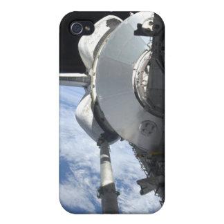 Descubrimiento 9 del transbordador espacial iPhone 4/4S funda