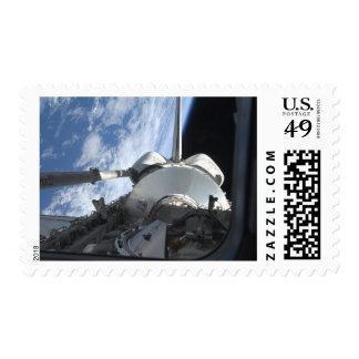 Descubrimiento 9 del transbordador espacial sellos