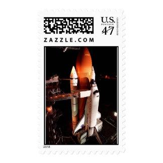 Descubrimiento de la lanzadera de la NASA - John Sello Postal