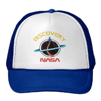 Descubrimiento del STS 114:  Vuelva al vuelo Gorro De Camionero
