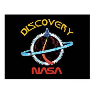 Descubrimiento del STS 114:  Vuelva al vuelo Tarjeta Postal