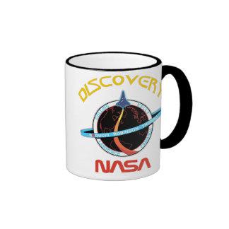Descubrimiento del STS 114:  Vuelva al vuelo Tazas