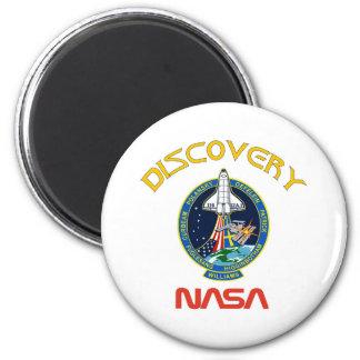Descubrimiento del STS 116 Imán Redondo 5 Cm