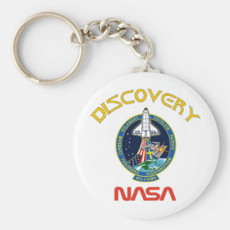 Descubrimiento del STS 116 Llavero Redondo Tipo Pin