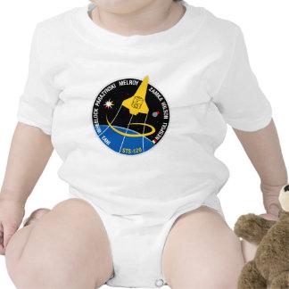 Descubrimiento del STS 120 Traje De Bebé