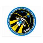 Descubrimiento del STS 131 Postal