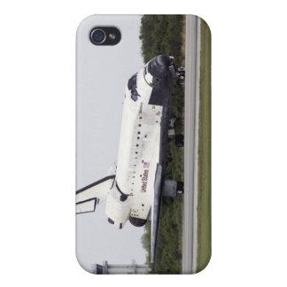 Descubrimiento del transbordador espacial en la iPhone 4 carcasas