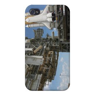 Descubrimiento del transbordador espacial iPhone 4/4S carcasa