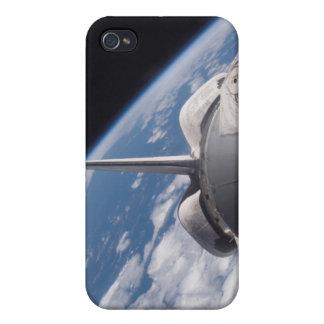 Descubrimiento del transbordador espacial iPhone 4 fundas