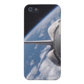 Descubrimiento del transbordador espacial iPhone 5 funda