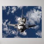 Descubrimiento del transbordador espacial (STS-120 Poster