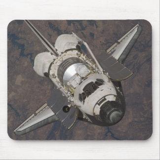 Descubrimiento MousePad del transbordador espacial Alfombrilla De Ratón