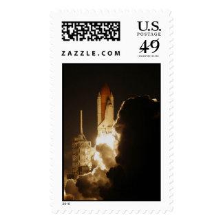 Descubrimiento STS-116 del transbordador espacial Franqueo