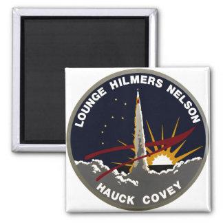 Descubrimiento STS-26: Vuelva al vuelo Imán