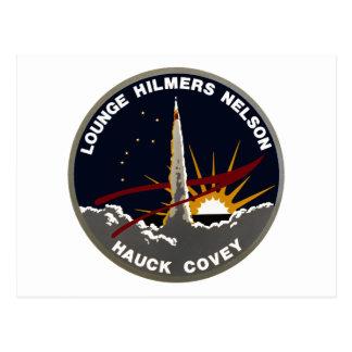 Descubrimiento STS-26: Vuelva al vuelo Postales