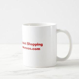 Descuento Shoppingwww.rovoo.com Taza Clásica